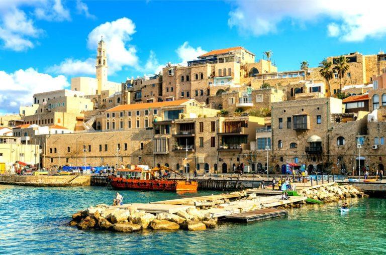 Old Jaffa Tour - Jaffa Port From Sea