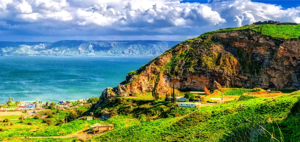 Five Most Beautiful Places in Israel - Sea of Galilee