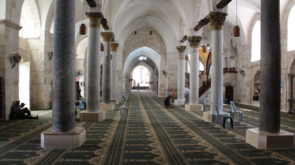 Great Mosque of Nablus