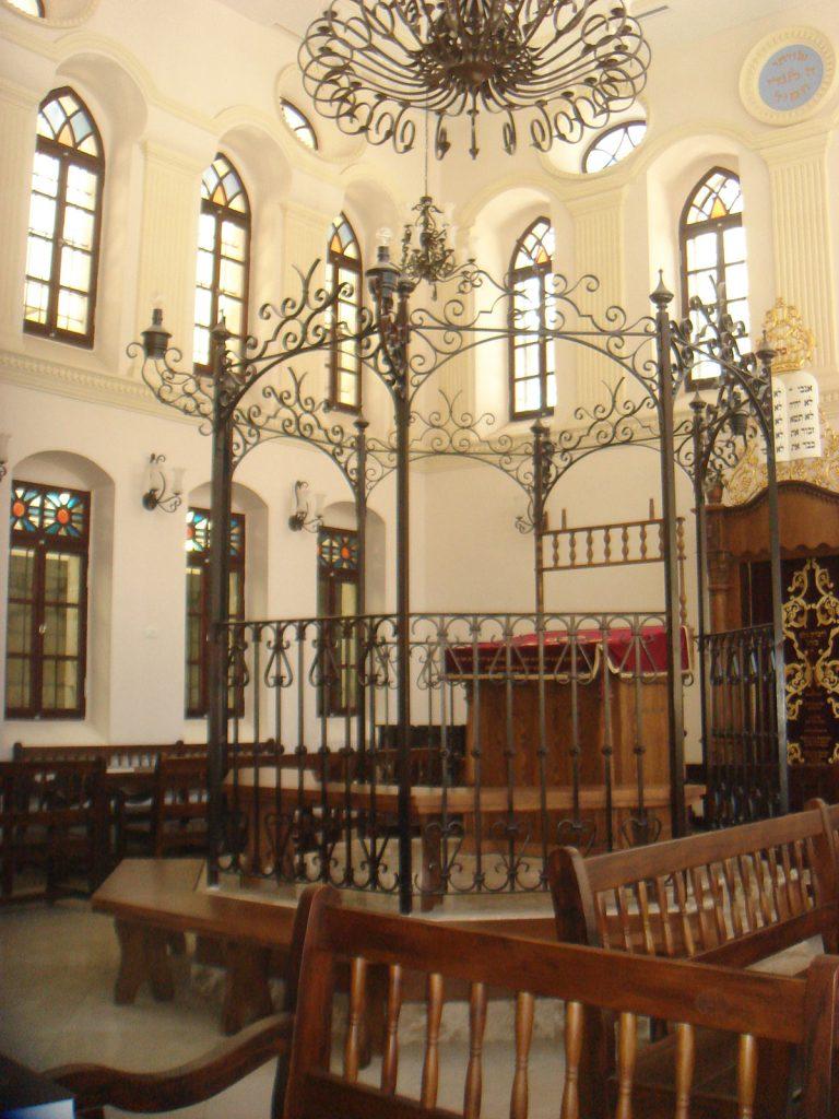 Ohel Yitzchak Synagogue