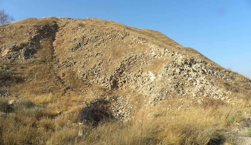 Tel-Lachish-Ramp
