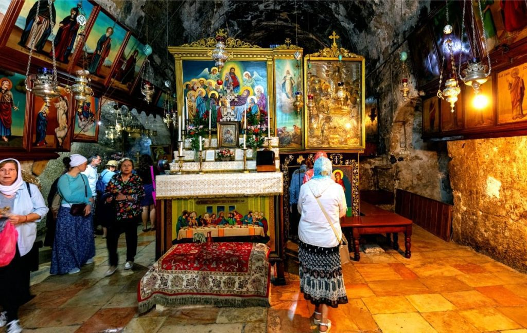 The-Church-of-the-Tomb-of-Mary