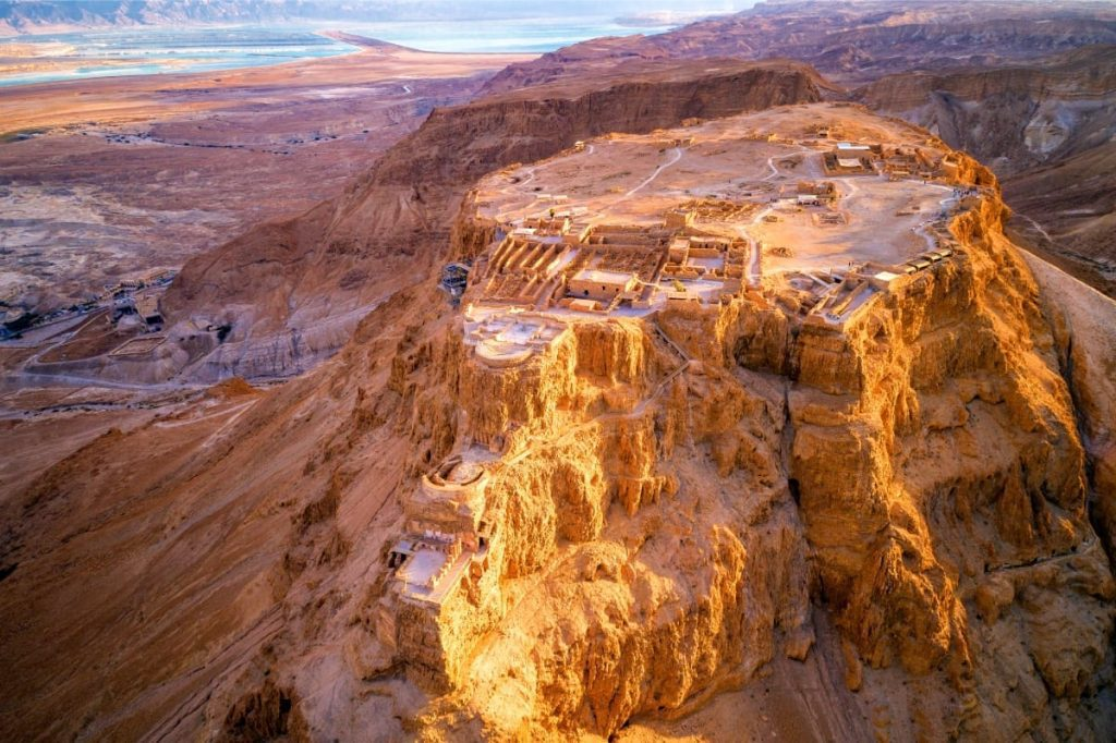 Best Tour of Masada and the Dead Sea