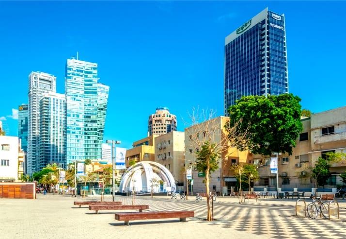Tel Aviv Old Jaffa Tour Rothschild