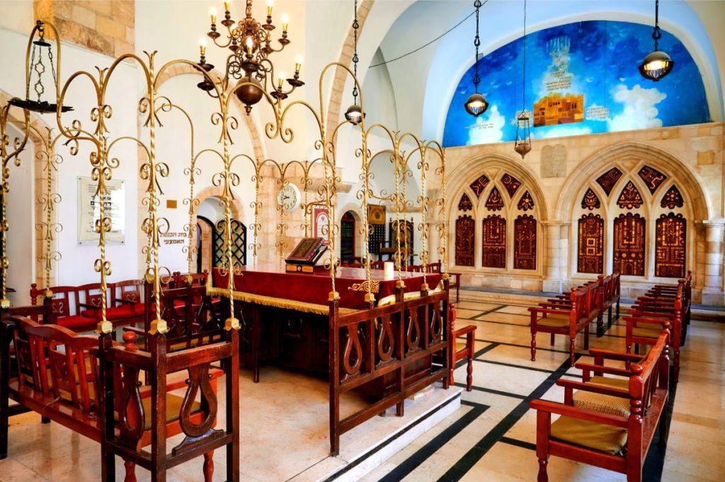 Jewish Quarter Tour Four Sephardic Synagogues Complex