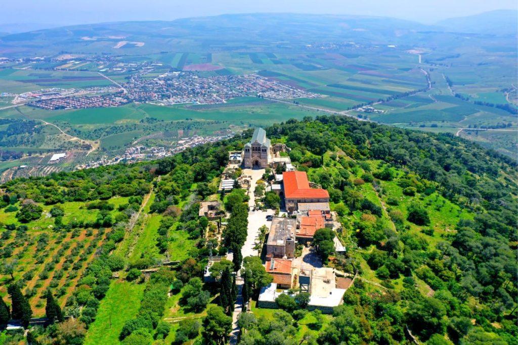 The Armageddon Tour Church of Transfiguration Aerial