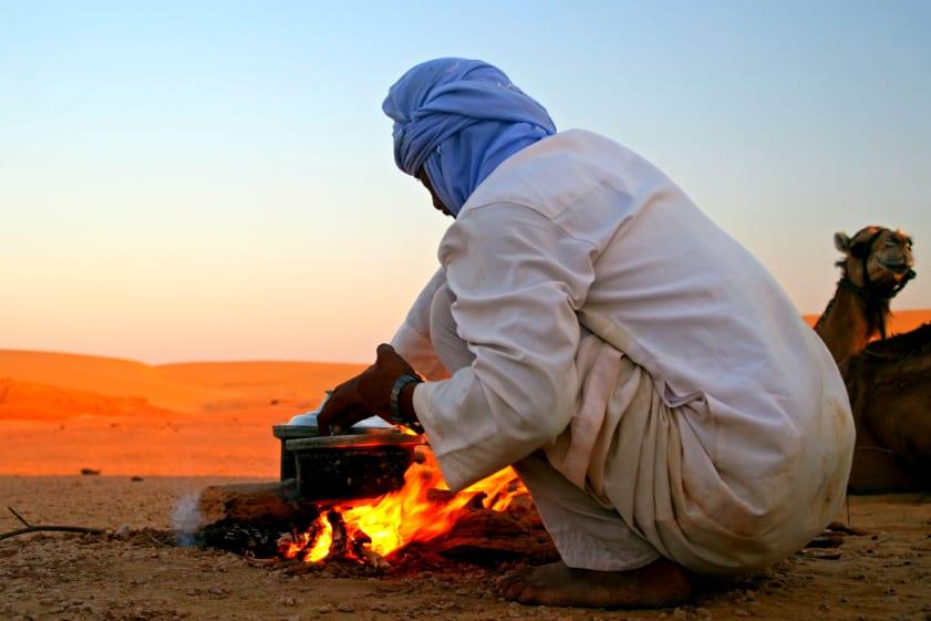 Bedouin Hospitality Desert