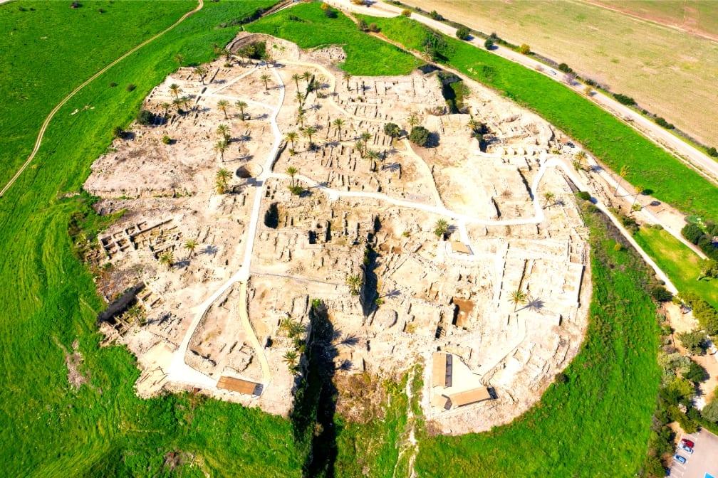 The Armageddon Tour Tel Megiddo