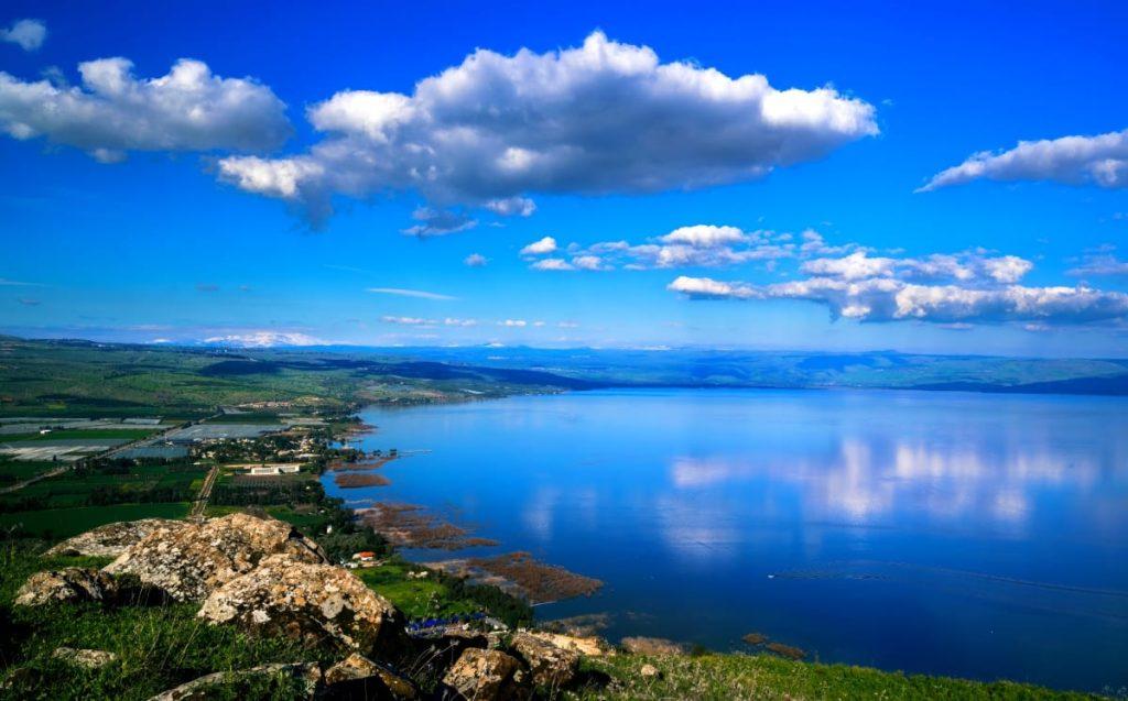 Nazareth & Sea of Galilee Tour Mt Arbel National Park