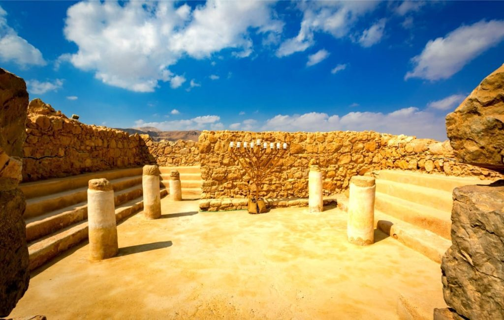 Let's Go and Private Tour Masada Synagogue