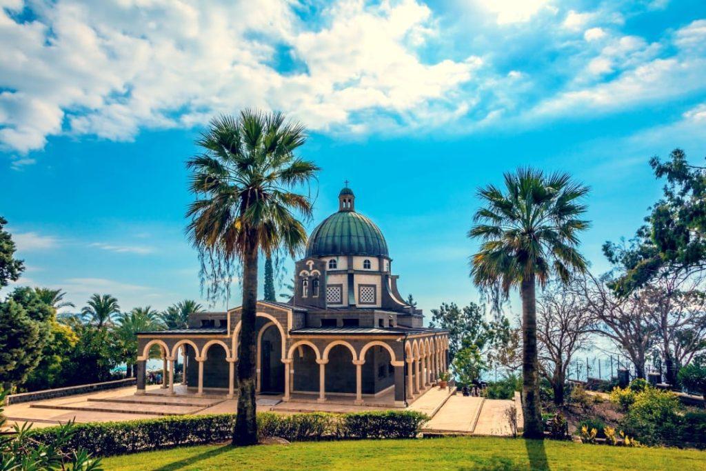 Nazareth and Sea of Galilee Tour: Mount of Beatitudes
