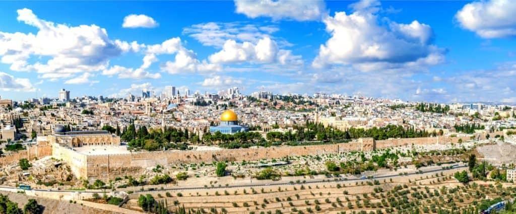The Miracles of Jesus - Jerusalem