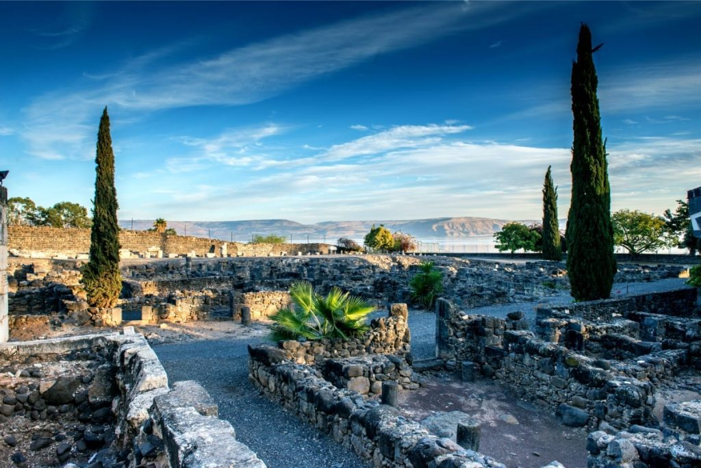 Nazareth & Sea of Galilee Tour Capernaum