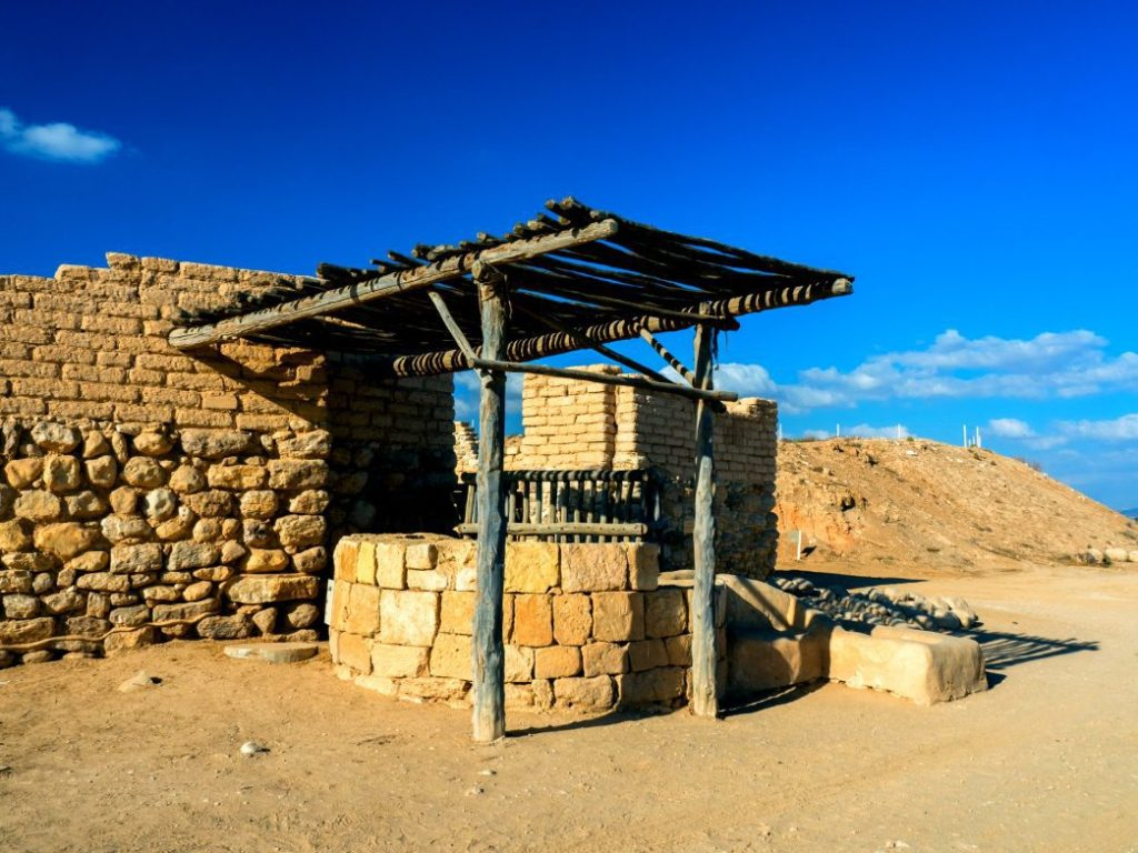 Abraham-Well-Beersheba