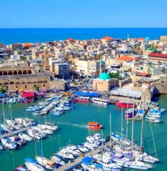 Acre Ancient Port