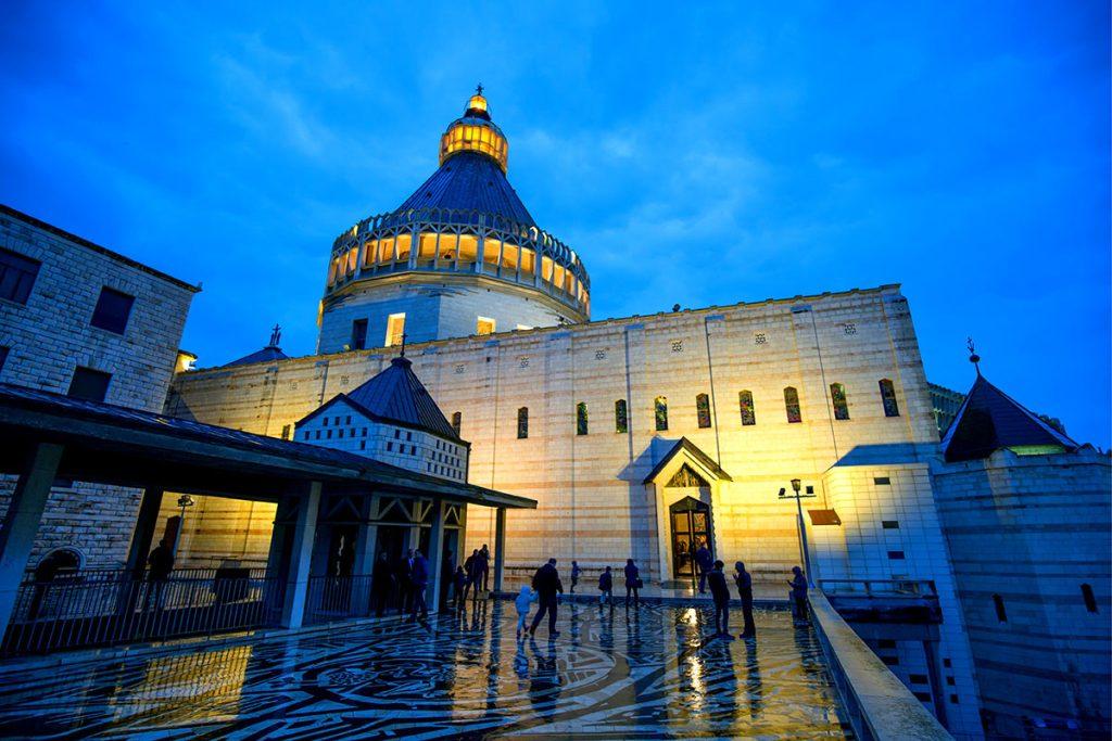 Christian-Catholic-Four-Day-Tour-Basilica-of-the-Annunciation