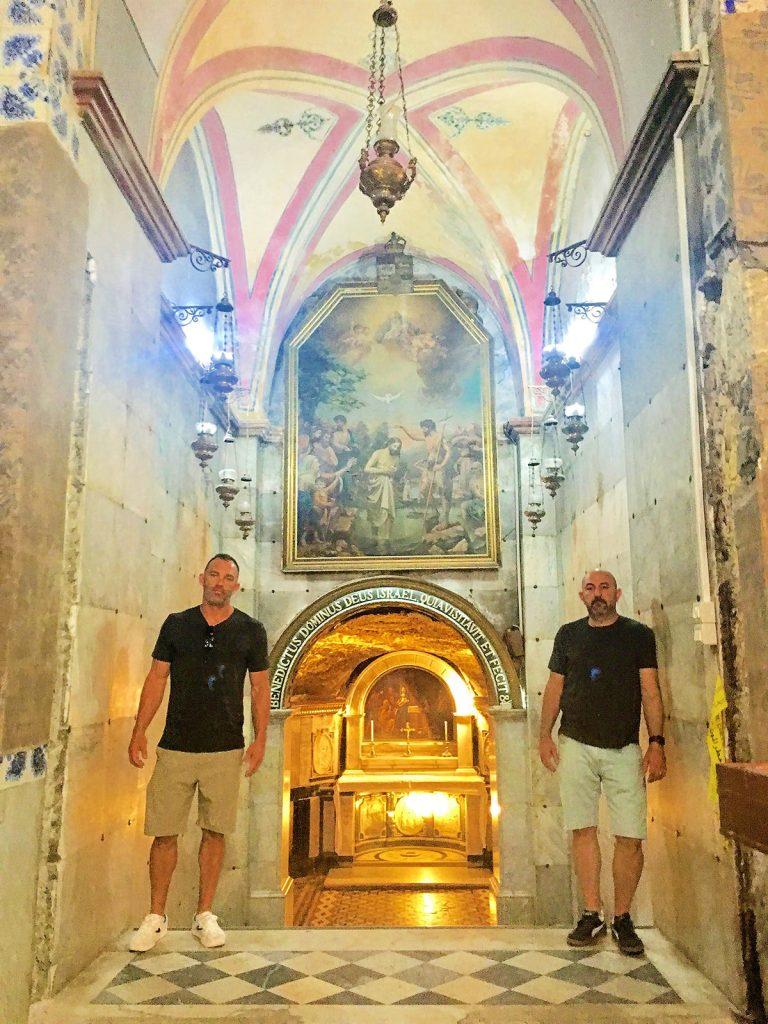 Ein-Keren-John-Baharim-Church-