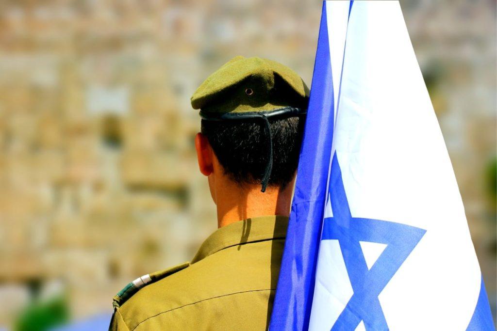 Meet Israeli Soldiers
