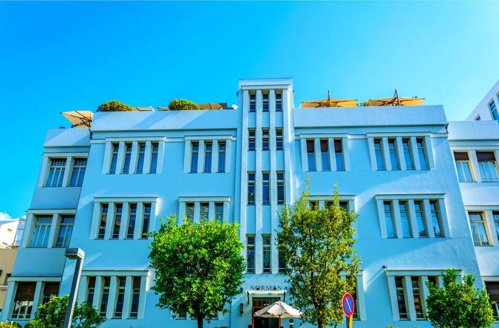 Norman-Hotel-Tel-Aviv