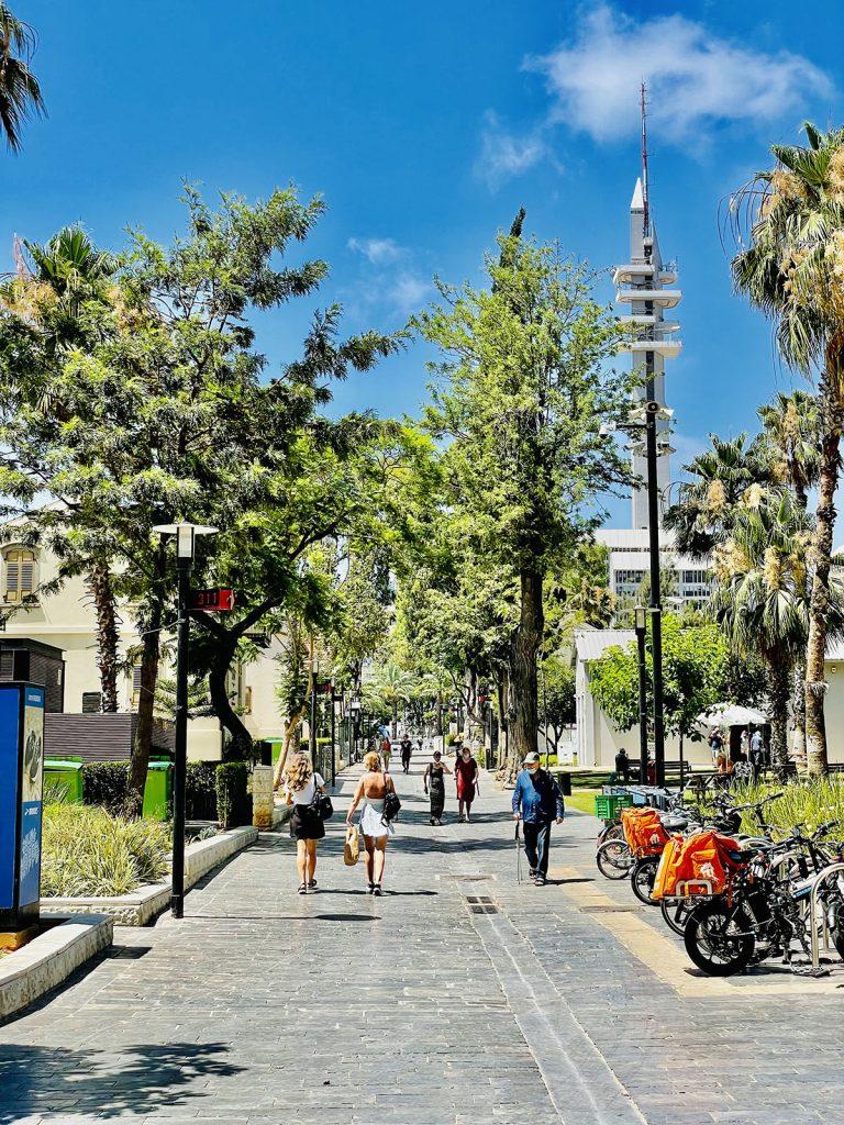 Sarona-Colony-Street