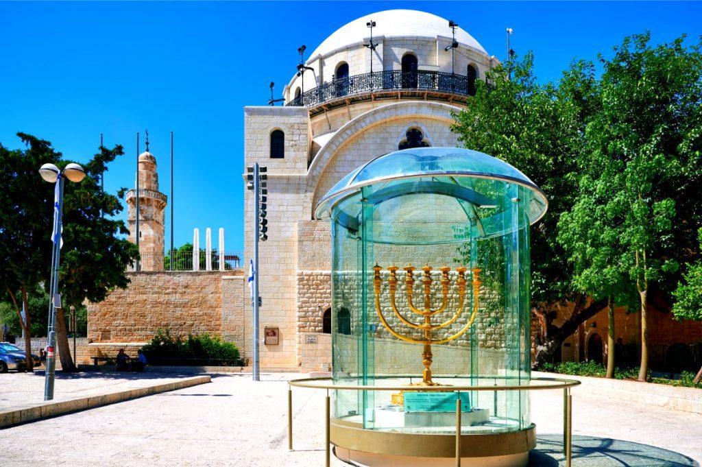 The-Hurva-Synagogue-Exterior
