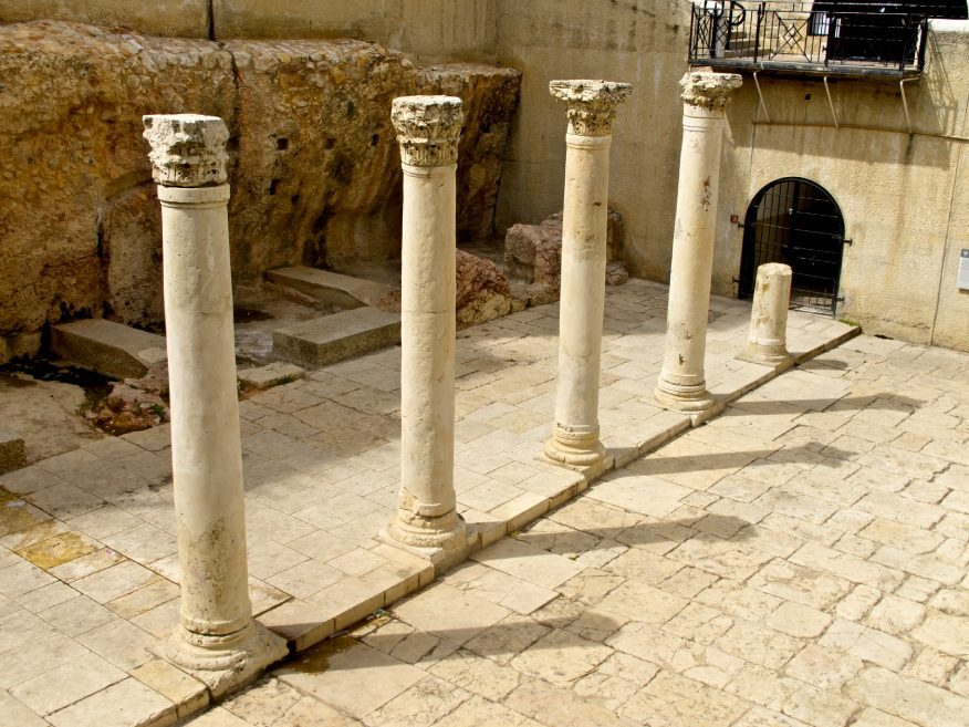 The-Ultimate-Guide-For-Touring-Jerusalem-in-a-Day-Cardo-Jewish-Quarter