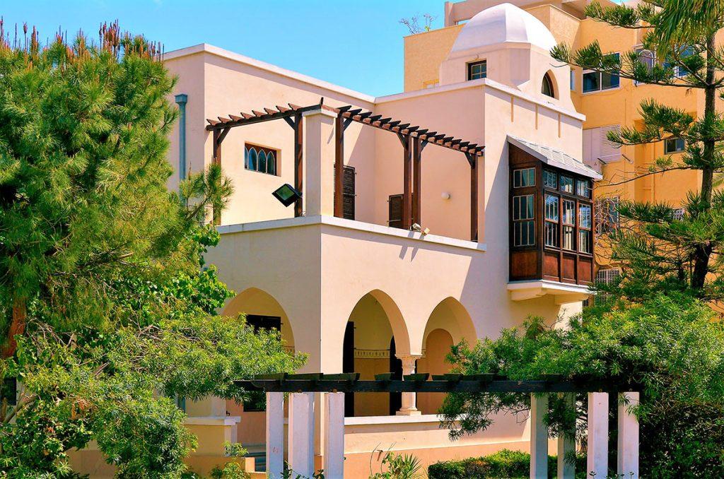 Architecture-of-Israel-Bialik-House-Tel-Aviv