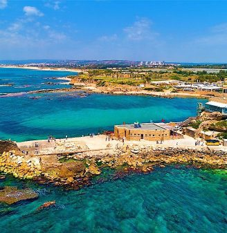 Caesarea Maritima National Park