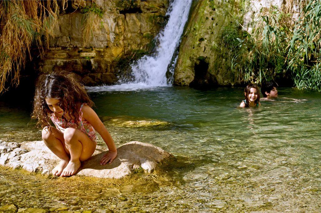 Ein-Gedi-Nature-Reserve-kids