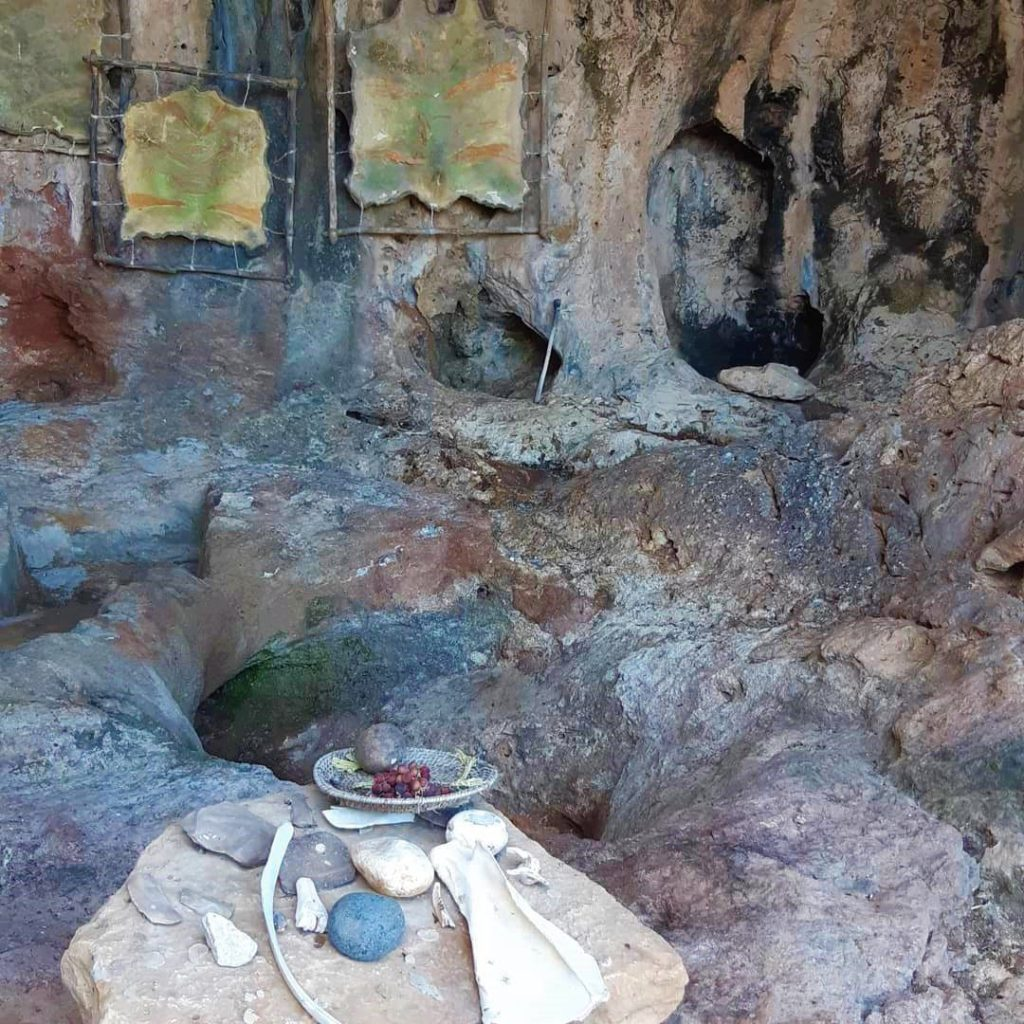The Exodus of Prehistoric Times - Nahal-Mearot-Nature-Reserve-Cave