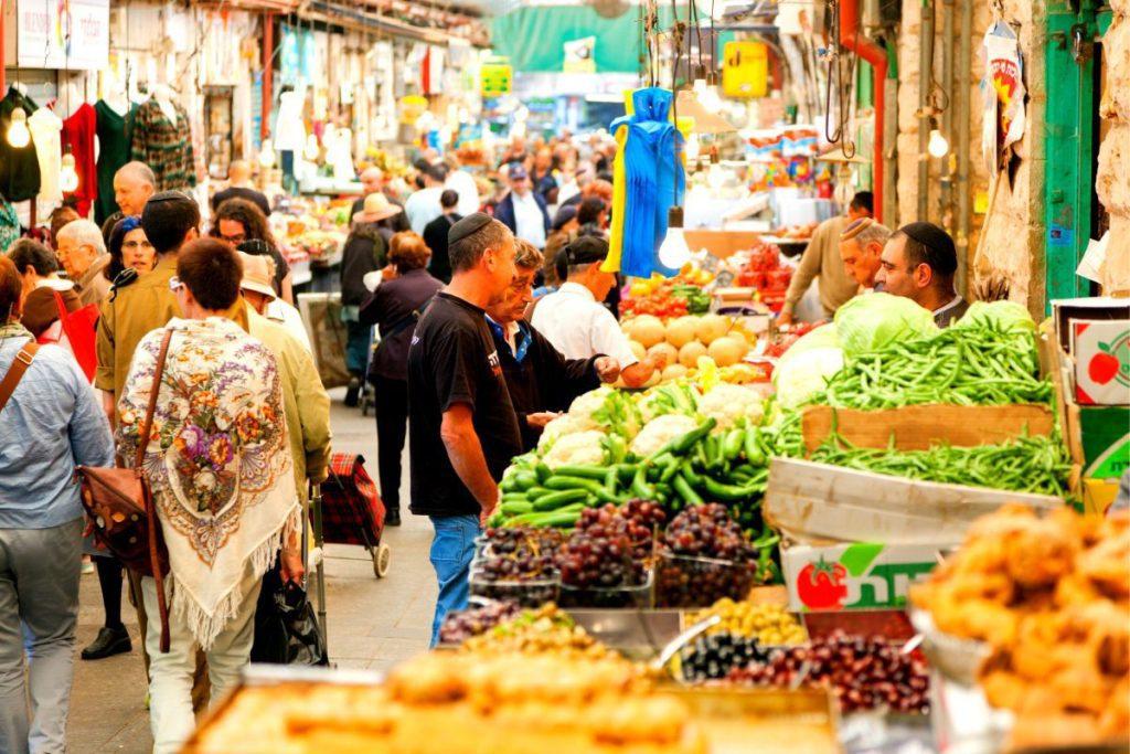 Old-City-Jerusalem-Jewish-Tour-Mahane-Yehuda-Food-Market