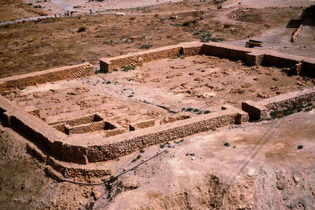 Siege-of-Masada-Roman-Siege-Camp