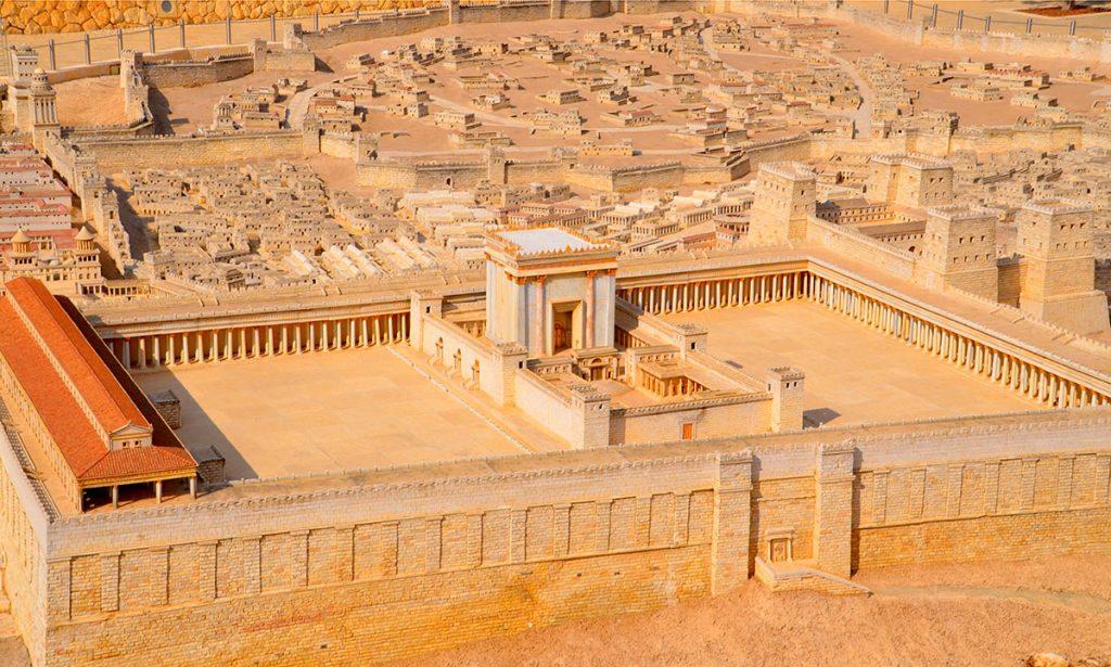 Titus - Second Temple - Antonia - Jerusalem