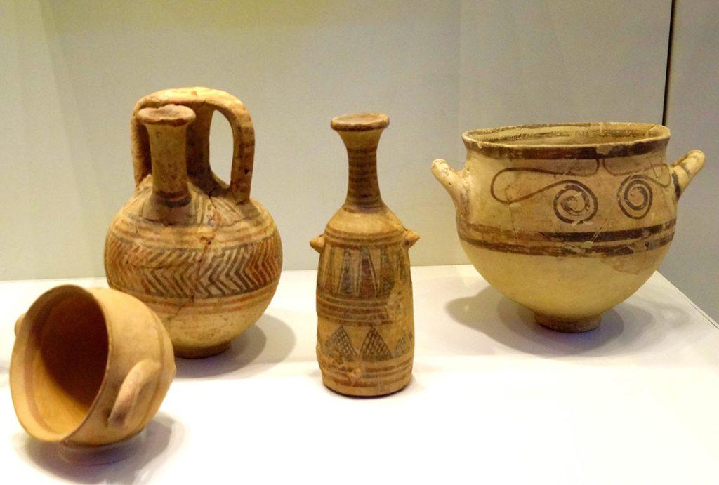 Ayalon-Valley-Tour-Philistine-Pottery