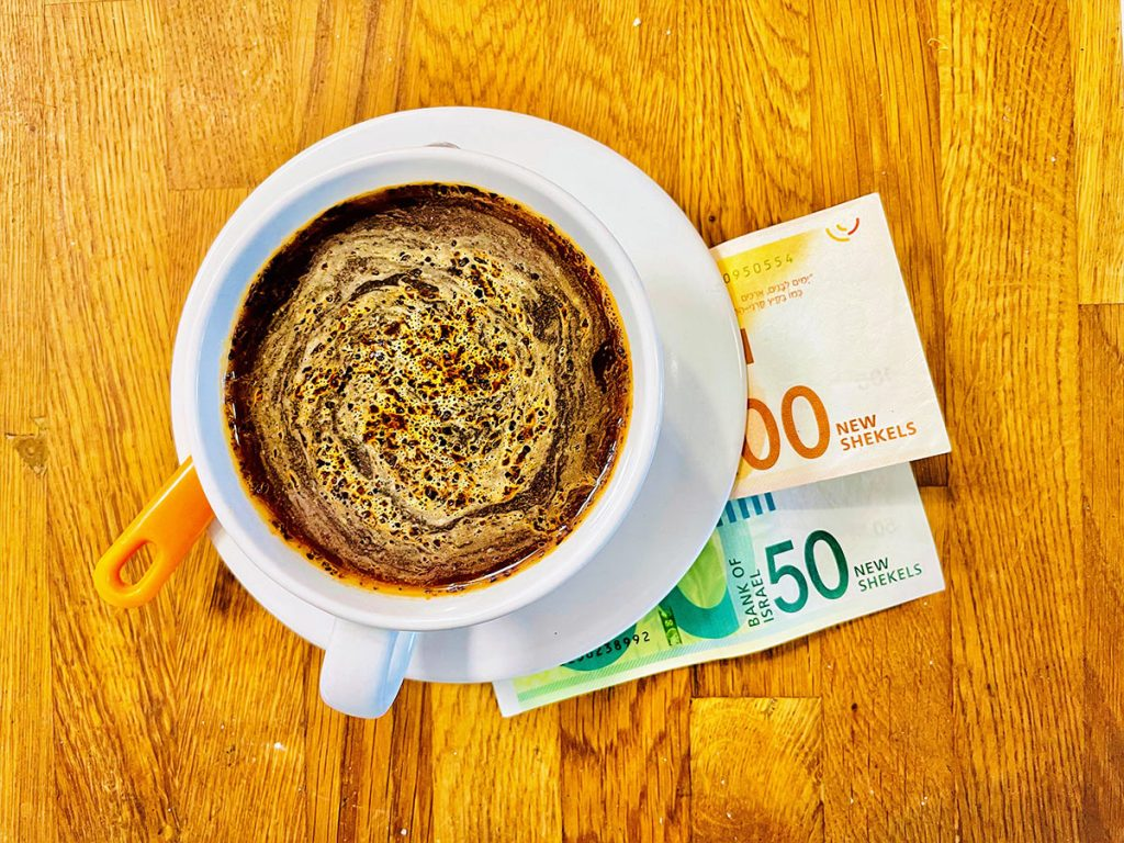 How-Much-to-Tip-in-Israel-Coffee