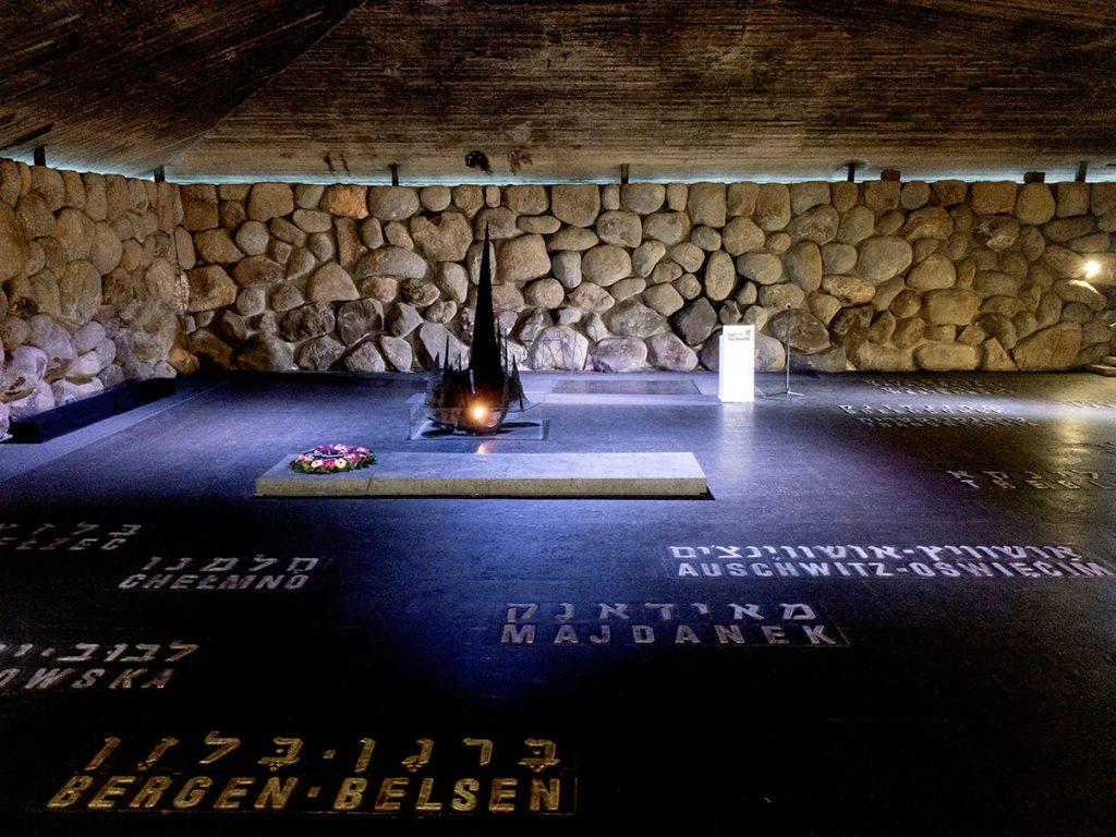 Visiting-the-Holocaust-Museum-Ohel-Izchor