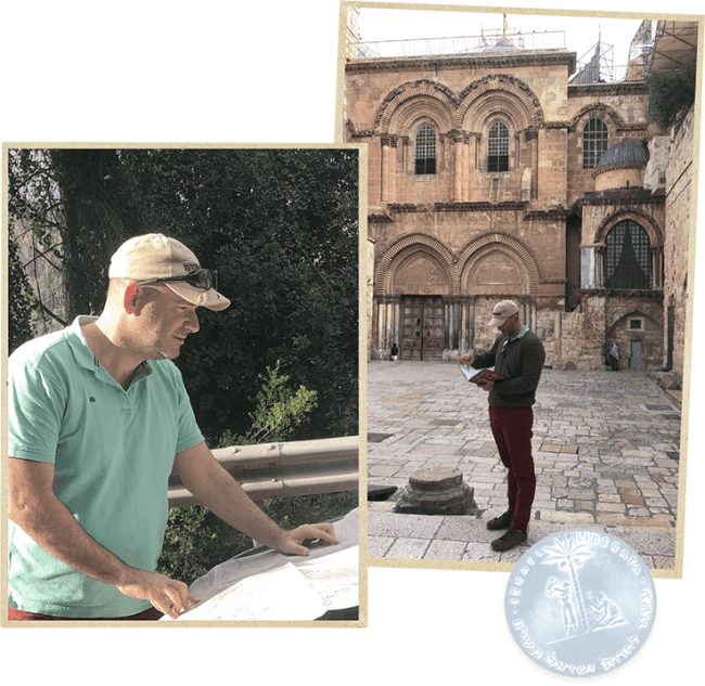 Welcome to ARIK • PRIVATE • TOURS in Israel