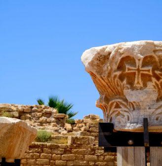 Caesarea As a Christian Center