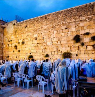 Western Wall Old City Jerusalem
