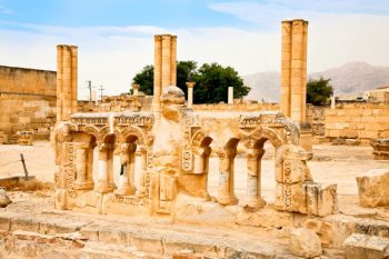 Jericho Ultimate Guide - Hisham's Palace