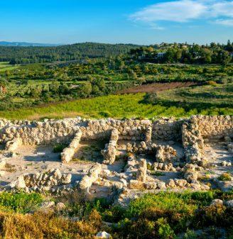 Must-See Biblical Tels in Judea