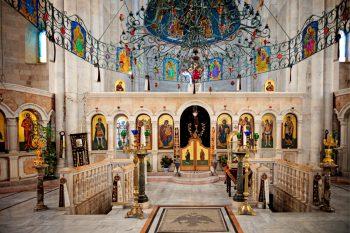 Samaria Ultimate Guide - Orthodox Church of Joseph Well