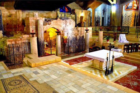Nazareth Ultimate Guide - Church of the Annunciation Crypt