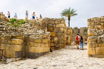 Megiddo Ultimate Guide - Canaanite Gate