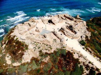 Israel's Shoreline Ultimate Guide - Apollonia National Park