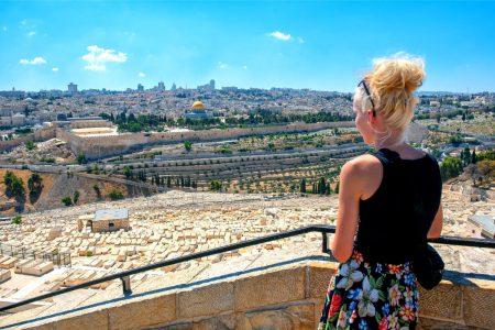 Jerusalem Travel Guide Jerusalem View