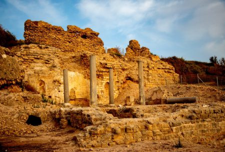 Israel's Shoreline Ultimate Guide - Ashkelon National Park