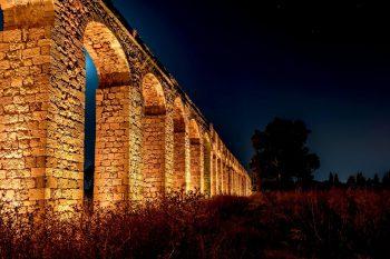 Akko Ultimate Guide - Ottoman Aqueduct