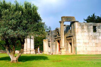 Galilee Ultimate Guide - Baram Synagogue