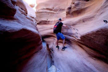 Eilat Ultimate Guide - Red Canyon
